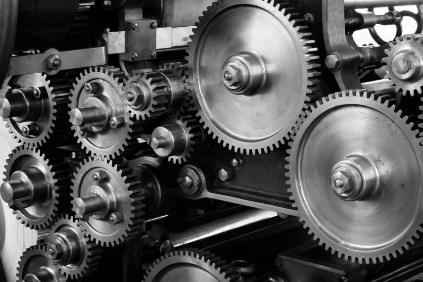 Industrie erwartet Aufwärtstrend 2021