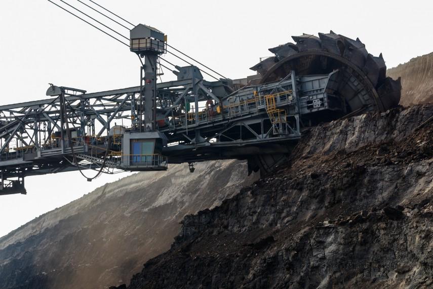 Russland setzt auf Kohlebergbau